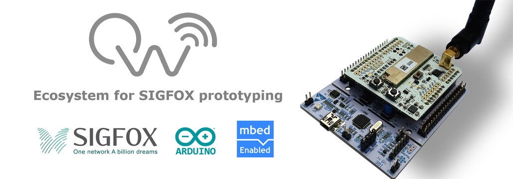Your partner for all things SIGFOX! – quicksand